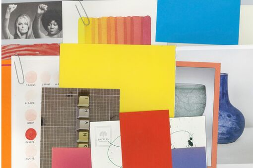 Mood Boards Can Help Unlock Creativity—Here's How to Make Your Own