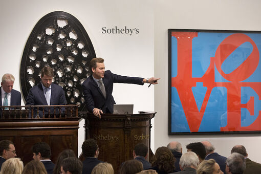 Is the Art Market Really Headed for Collapse? We Took a Look at the Data to Find Out