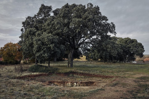 These Quiet Landscape Photos Reveal Spain's Violent, Dark History