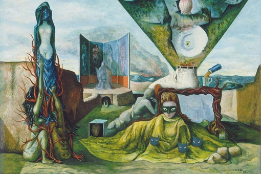When Mexico Became a Surrealist Mecca
