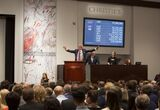 $448 Million Christie's Post-War and Contemporary Sale Led by Bacon and Twombly