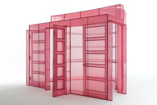 Market Brief: Do Ho Suh's Finely Crafted Sculptures Are Resurgent at Auction and Selling Out at Fairs