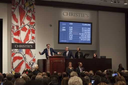 $81 Million Van Gogh Leads Christie's Best Impressionist and Modern Sale in a Decade