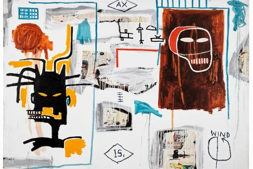 Basquiat Leads £93.2 Million Sotheby's Sale of Contemporary Art