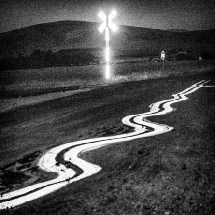 Matt Black, 'Country road, Lindsay, California, 2013', 2013
