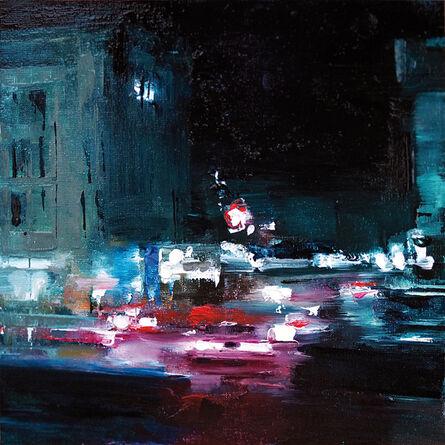 Heiko Mattausch, 'Traffic Study I', 2017