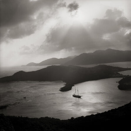 Margo Davis, 'English Harbour, Antigua', 1967