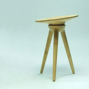 Line Depping, 'Maple Stool', 2004