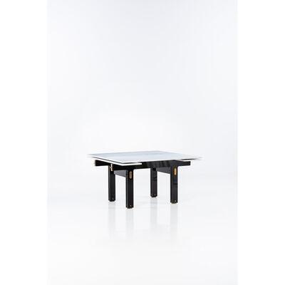 Ignazio Gardella, 'Idillio; Dinning Table With Extensions', 1985