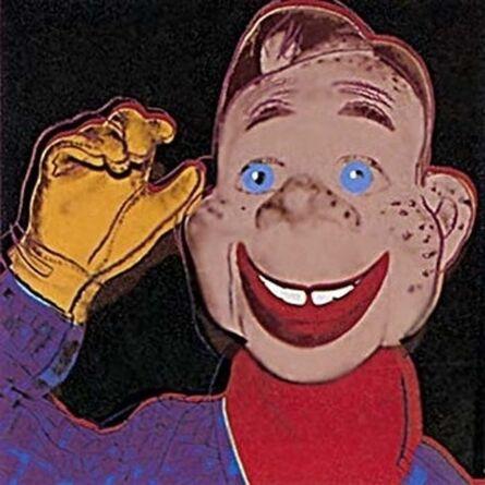 Andy Warhol, 'Howdy Doody', 1981