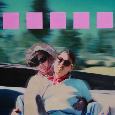 Morwenna Morrison, 'Nostalgia Hot Pink 80's', 2015