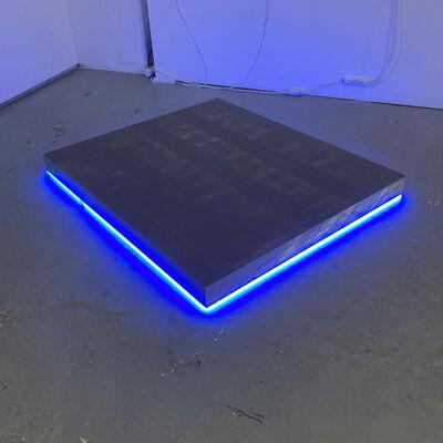 Christian Herdeg, 'Alublock auf Licht', 2017