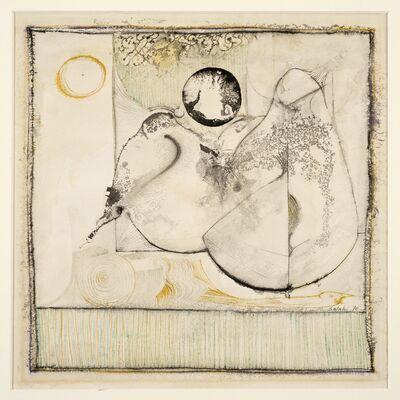 Ibrahim El-Salahi, 'Untitled', 1970