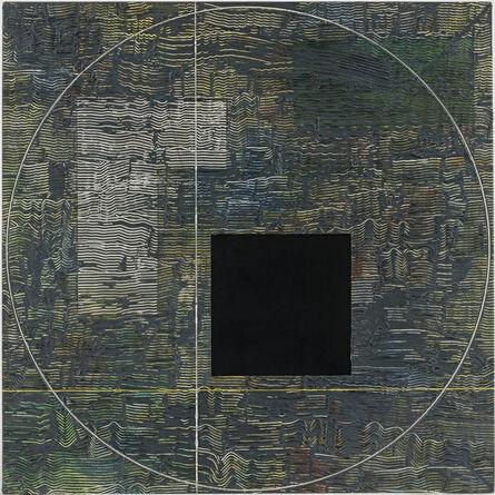 Jack Whitten, 'Psychic Intersection', 1979-1980