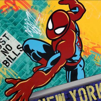 SEEN, 'Spiderman', 2016