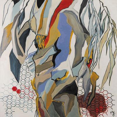 Mally Khorasantchi, 'Oasis I'
