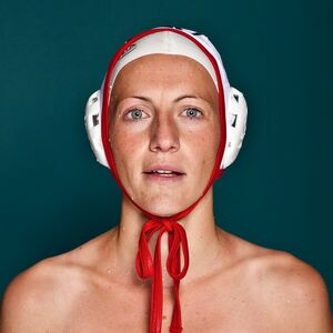 Sophie Kirchner, 'Water Polo 2', 2012