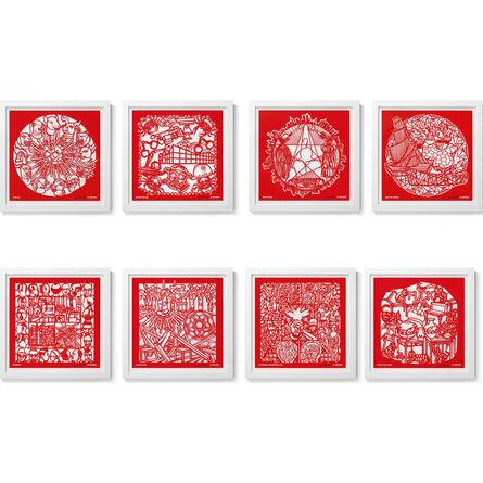 Ai Weiwei, 'The Papercut Portfolio', 2019