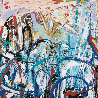 Sacha Jafri, 'Memorial to the Sacred Wind', ca. 2008