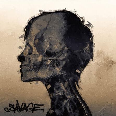 Jack Savage, 'Skullfiend', 2020