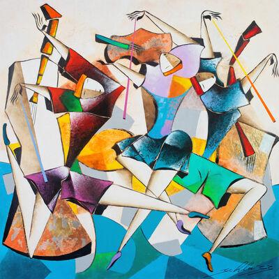 David Schluss, 'Harmonique', 2016
