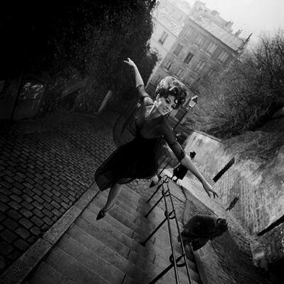 Melvin Sokolsky, 'Fly Low, Paris', 1965