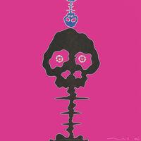 Takashi Murakami, 'Time Bokan - Pink ', 2006