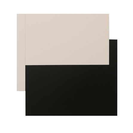 Scot Heywood, 'Shift - Canvas, Black', 2016