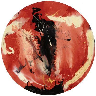 Paul Jenkins, 'Fire Hoop', 1957