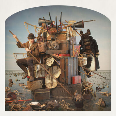 Kahn & Selesnick, 'A Ship of Fools', 2014