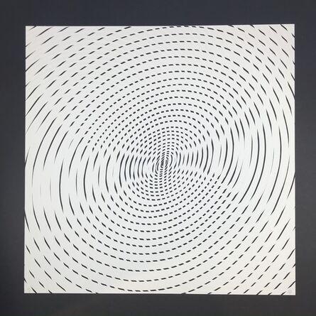 Jesús Rafael Soto, 'Untitled ', 1985