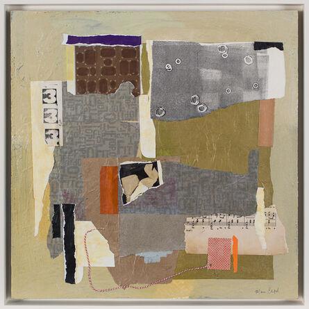 Maureen Chatfield, '3 3's', 2015