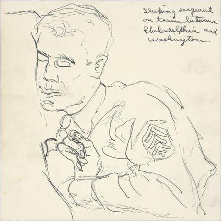 Richard Diebenkorn, 'Untitled', 1944