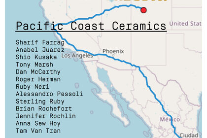 Pacific Coast Ceramics
