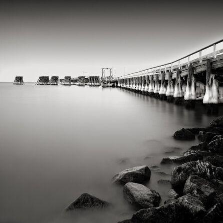 David Fokos, 'Steamship Dock, Oak Bluffs, Massachusetts', 1997