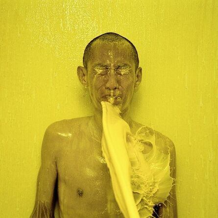 Lee Wen, 'Splash! #5', 2003