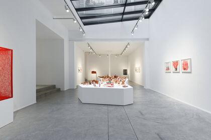 Chiharu Shiota - Living Inside