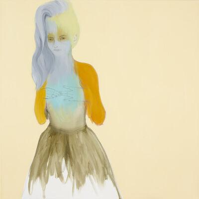 Abbey McCulloch, 'Olivia', 2013
