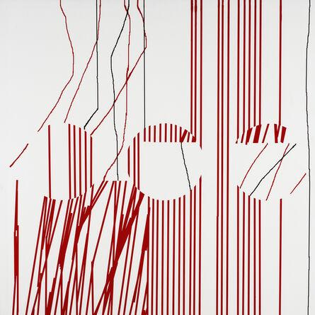 John Pomara, 'Red-Lite District', 2017