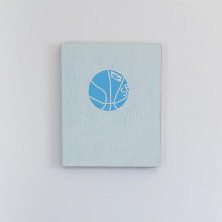 Jonas Wood, 'Blue Ball Three', 2015