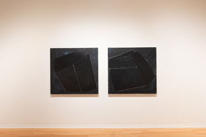 Torkwase Dyson: Black Compositional Thought | 15 Paintings for the Plantationocene