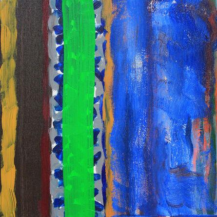 Gina Rorai, 'Close and Blue'