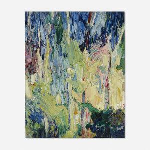Arthur Beecher Carles, 'Abstraction (Landscape)', c. 1904-05