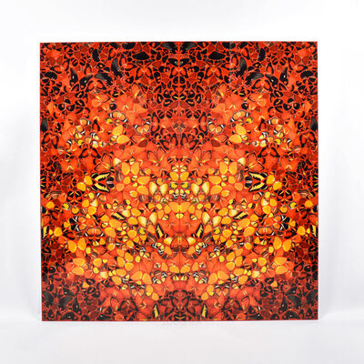 Damien Hirst, 'The Elements: Fire', 2020