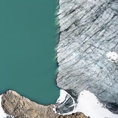 Kevin Boyle, 'Glacier Terminus Split', 2018