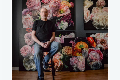 Robert Lemay: Say it with Flowers
