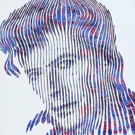 Virginie Schroeder, 'Where Are We Now avid Bowie', 2018