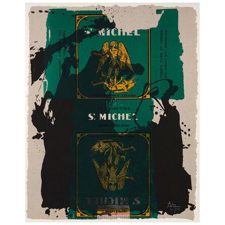 Robert Motherwell, 'St. Michael II', 1979