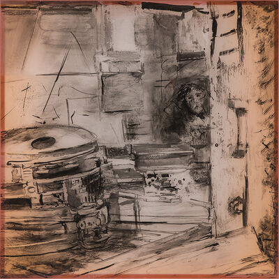 Margie Kelk, 'Angel of the rails', 2013