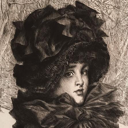 """James Jacques-Joseph Tissot, '""""Le Dimanche matin (W. 72)""""', 1883"""